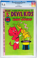Bronze Age (1970-1979):Cartoon Character, Devil Kids Starring Hot Stuff #87 File Copy (Harvey, 1978) CGC NM+9.6 White pages....