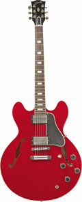 Musical Instruments:Electric Guitars, Eric Clapton Limited Edition Gibson Crossroads ES-335. Eric Clapton's early work in groups such as The Yardbirds, John Mayal... (Total: 1 Item)