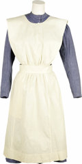"Movie/TV Memorabilia:Costumes, ""Vigil in the Night"" Anne Shirley Worn Costume. Nurse's uniformworn by Anne Shirley in the George Stevens 1940 classic Vi...(Total: 1 Item)"