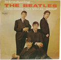"Music Memorabilia:Recordings, ""Introducing the Beatles"" Mono Promo LP (Vee-Jay 1062, 1964). The label is one of the more common of the many that was used ... (Total: 1 Item)"