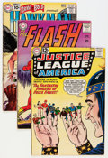 Silver Age (1956-1969):Miscellaneous, DC Silver Age Comics Group (DC, 1961-63) Condition: Average FN-....(Total: 5 Comic Books)