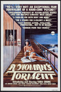 """Movie Posters:Adult, A Woman's Torment & Other Lot (Unknown,1977). One Sheets (2) (27"""" X 41""""). Adult.. ... (Total: 2 Items)"""