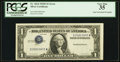 Error Notes:Inverted Third Printings, Fr. 1614 $1 1935E Silver Certificate. PCGS Very Fine 35.. ...