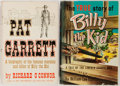Books:Americana & American History, [Billy The Kid]. Group of Two. William Lee Hamlin. The TrueStory of Billy the Kid. Caxton Printers, 1959. Light ton...(Total: 2 Items)