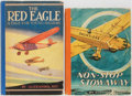 Books:Children's Books, [Children's]. Group of Two. Clayton Knight. The Non-StopStowaway: The Story of a Long Distance Flight. Gordon Volla...(Total: 2 Items)