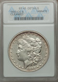1893-CC $1 -- Cleaned -- ANACS. XF45 Details. NGC Census: (168/1849). PCGS Population (228/3570). Mintage: 677,000. Numi...