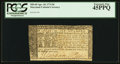 Colonial Notes:Maryland, Maryland April 10, 1774 $6 PCGS Extremely Fine 45PPQ.. ...