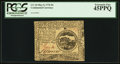 Colonial Notes:Continental Congress Issues, Continental Currency May 9, 1776 $4 PCGS Extremely Fine 45PPQ.. ...