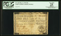 Colonial Notes:South Carolina, South Carolina March 6, 1776 £25 PCGS Apparent Very Fine 25.. ...