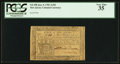 Colonial Notes:New Jersey, New Jersey January 9, 1781 3s9d PCGS Very Fine 35.. ...