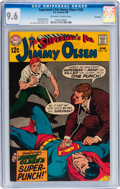 Silver Age (1956-1969):Superhero, Superman's Pal Jimmy Olsen #120 Savannah pedigree (DC, 1969) CGCNM+ 9.6 Off-white to white pages....