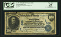 National Bank Notes:Pennsylvania, Philadelphia, PA - $100 1902 Date Back Fr. 689 The Western NB Ch. #(E)656. ...