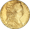 British West Indies, British West Indies: British Colonial gold 6400 Reis of Brazil (c.1790),...