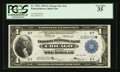 Fr. 729* $1 1918 Federal Reserve Bank Note PCGS Very Fine 35