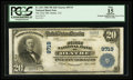 National Bank Notes:Colorado, Olathe, CO - $20 1902 Plain Back Fr. 653 The First NB Ch. # 9719....
