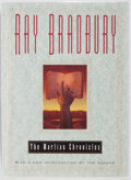 Books:Signed Editions, Ray Bradbury. SIGNED. The Martian Chronicles. New York: Avon Books, 1997. First edition, first printing. Publisher's...