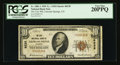 National Bank Notes:Colorado, Colorado Springs, CO - $10 1929 Ty. 1 The City NB Ch. # 6238. ...