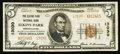 National Bank Notes:Pennsylvania, Elkins Park, PA - $5 1929 Ty. 2 The Elkins Park NB Ch. # 13030. ...