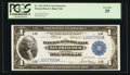 Fr. 746 $1 1918 Federal Reserve Bank Note PCGS Very Fine 35