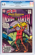 Silver Age (1956-1969):Adventure, The Brave and the Bold #33 Cave Carson (DC, 1961) CGC FN 6.0 Tan to off-white pages....
