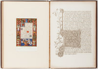 Henry Shaw. The Art of Illumination. London: Bell and Daldy, 1866. Profusely illustrated with l