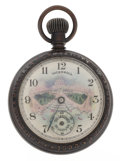 Timepieces:Pocket (post 1900), Ingersoll Rare 1904 St. Louis World's Fair Watch. ...