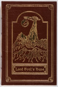 Books:Science Fiction & Fantasy, Stephen R. Donaldson. SIGNED. Lord Foul's Bane. Norwalk, Easton Press, [1998]. Signed by Donaldson and artist ...