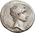 Ancients:Roman Imperial, Ancients: Augustus. (27 BC-AD 14). AR cistophorus (26mm, 11.79 gm,12h)....