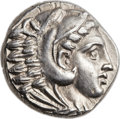 Ancients:Greek, Ancients: MACEDONIAN KINGDOM. Alexander III the Great (336-323BC).  AR tetradrachm (26mm, 17.05 gm, 9h)....