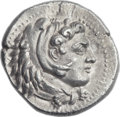 Ancients:Greek, Ancients: MACEDONIAN KINGDOM. Alexander III The Great. (336-323BC). AR tetradrachm (27mm, 17.19 gm, 10h). ...