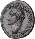 Ancients:Roman Imperial, Ancients: Germanicus Caesar, father of Caligula (died AD 19). Æ as(29mm, 12.08 gm, 12h)....