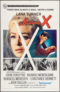 "Madame X & Other Lot (Universal, 1966). One Sheets (2) (27"" X 41""). Drama. ... (Total: 2 Items)"