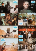"""Movie Posters:Science Fiction, Star Wars (20th Century Fox, 1977). Spanish Lobby Card Set of 12(9.25"""" X 13.25""""). Science Fiction.. ... (Total: 12 Items)"""