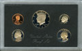 Proof Sets, 1983 10C No S Proof Set Uncertified. A complete 1983 proof set, including the famous No-S dime, housed in the original plas... (Total: 5 coins)