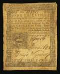 Colonial Notes:Pennsylvania, Pennsylvania April 3, 1772 1s Fine.. ...