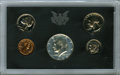1970 10C No S Proof Set Uncertified. This complete 1970 proof set contains the elusive No-S dime of which only 2,200 pie...
