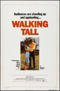 """Movie Posters:Crime, Walking Tall & Others Lot (Cinerama Releasing, 1973). One Sheets (4) (27"""" X 41"""") Style C. Crime.. ... (Total: 4 Items)"""