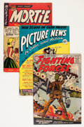 Golden Age (1938-1955):Miscellaneous, Comic Books - Assorted Golden Age Comics Group (Various Publishers, 1940s-'50s) Condition: Average VG.... (Total: 31 Comic Books)