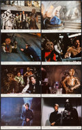 "Movie Posters:Science Fiction, Return of the Jedi (20th Century Fox, 1983). Lobby Card Set of 8(11"" X 14""). Science Fiction.. ... (Total: 8 Items)"