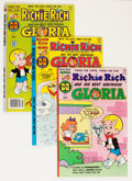 Modern Age (1980-Present):Humor, Richie Rich and Gloria #1-25 File Copy Group (Harvey, 1977-82)Condition: Average NM-.... (Total: 69 Comic Books)