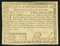 Colonial Notes:Rhode Island, Rhode Island July 2, 1780 $2 Choice About New.. ...