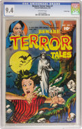 Golden Age (1938-1955):Horror, Beware Terror Tales #7 Crowley Copy pedigree (Fawcett, 1953) CGC NM9.4 Off-white pages. Skull cover. Overstreet 2006 NM- 9....
