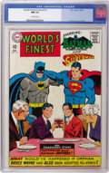 Silver Age (1956-1969):Superhero, World's Finest Comics #172 (DC, 1967) CGC NM 9.4 Off-white pages. Curt Swan cover and art. Overstreet 2006 NM- 9.2 value = $...