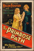 """Movie Posters:Exploitation, The Primrose Path (Hollywood Pictures, 1931). One Sheet (27"""" X 41"""")Style A. Exploitation.. ..."""