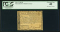 Colonial Notes:Massachusetts, Massachusetts May 5, 1780 $8 PCGS Extremely Fine 40.. ...