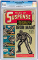 Tales of Suspense #39 (Marvel, 1963) CGC NM+ 9.6 Off-white to white pages