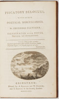 Books:Literature Pre-1900, Phineas Fletcher. Piscatory Eclogues, with Other Poetical Miscellanies. Edinburgh: Kincaid and Creech, 1771. Oct...