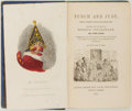 Books:World History, George Cruikshank [illustrator]. Punch and Judy. London: George Bell, 1881. Sixth edition. Twelvemo. 94 pages with 2...