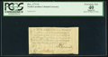 Colonial Notes:North Carolina, North Carolina December, 1771 5s PCGS Apparent Extremely Fine 40.....