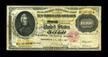 Large Size:Gold Certificates, Fr. 1225 $10000 1900 Gold Certificate Very Fine....